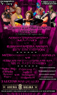 source: http://www.luchaworld.com/wordpress/wp-content/uploads/2012/10/cassandro100712flyer.jpg