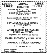 source: http://www.thecubsfan.com/cmll/images/cards/19740324acg.PNG