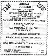 source: http://www.thecubsfan.com/cmll/images/cards/19740505acg.PNG