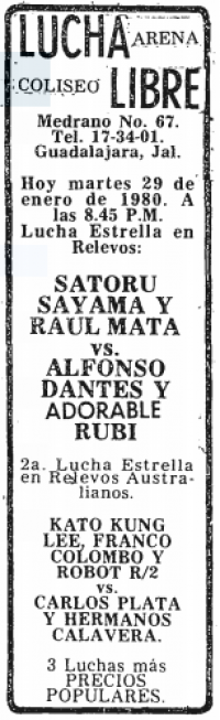 source: http://www.thecubsfan.com/cmll/images/cards/19800129acg.PNG