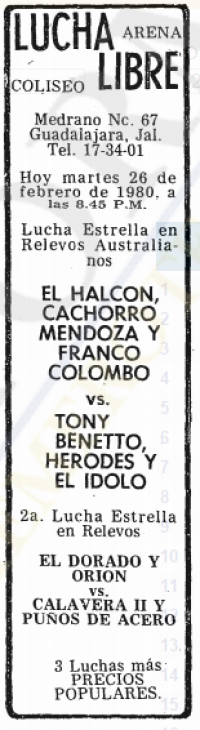 source: http://www.thecubsfan.com/cmll/images/cards/19800226acg.PNG