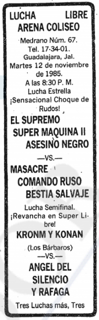 source: http://www.thecubsfan.com/cmll/images/cards/19851112acg.PNG