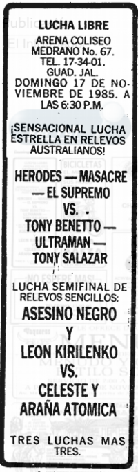 source: http://www.thecubsfan.com/cmll/images/cards/19851117acg.PNG