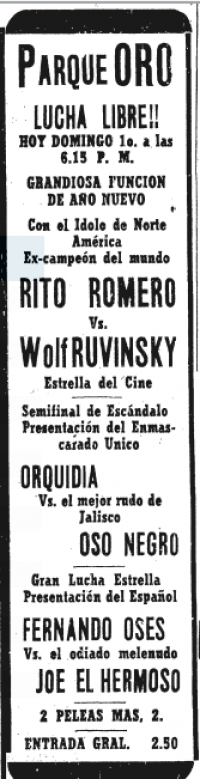 source: http://www.thecubsfan.com/cmll/images/cards/19560101parqueoro.PNG