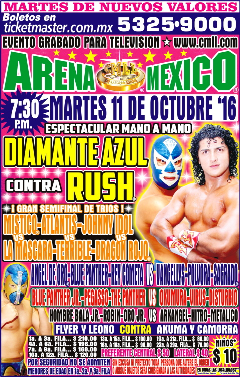 tonight/CMLL