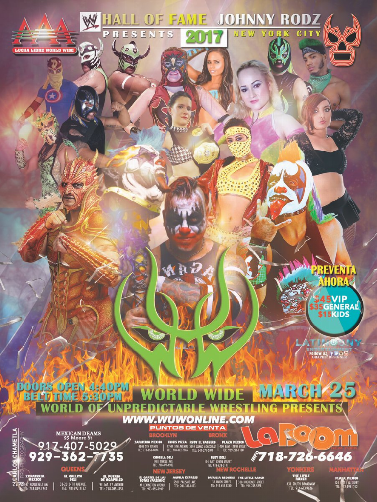 March 2017 – Page 2 – luchablog
