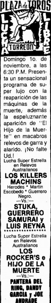 source: http://www.thecubsfan.com/cmll/images/cards/1985Laguna/19871101plaza.png