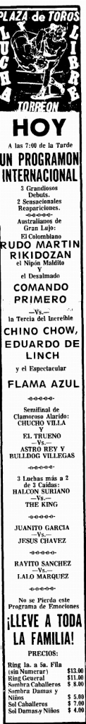 source: http://www.luchadb.com/images/cards/1970Laguna/19740901plaza.png
