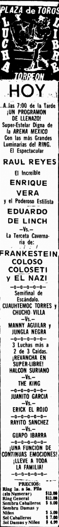 source: http://www.luchadb.com/images/cards/1970Laguna/19740915plaza.png