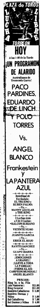source: http://www.luchadb.com/images/cards/1970Laguna/19740929plaza.png