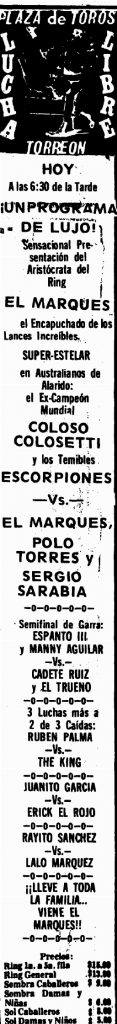 source: http://www.luchadb.com/images/cards/1970Laguna/19741103plaza.png