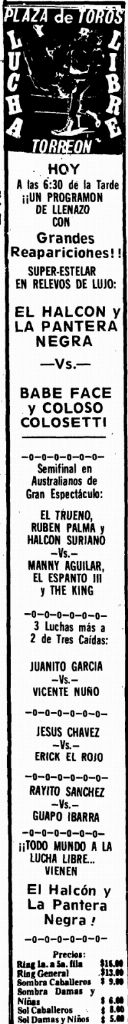 source: http://www.luchadb.com/images/cards/1970Laguna/19741110plaza.png