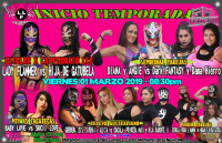 source: http://luchamaniamonterrey.com/wp-content/uploads/2019/02/LLF-Cartel17Anivface-1024x663.jpg
